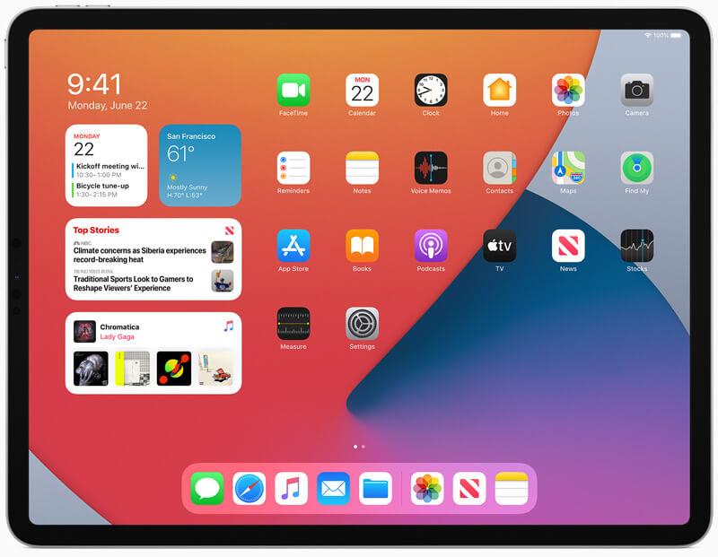 iPad Main